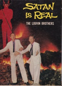 Notorious Louvin Brothers LP Cover