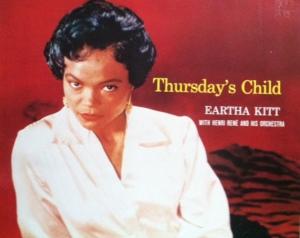 eartha thursday