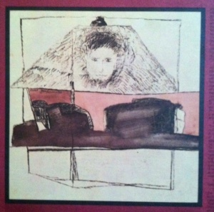 Original Dylan, from Blood on the Tracks album cover