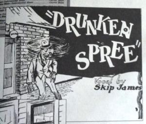 drunken spree